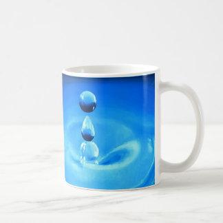 Descenso de H2O Taza De Café