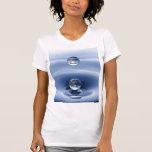 descenso del agua camiseta