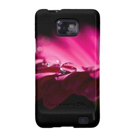 Descenso del agua en Gerbera Samsung Galaxy S2 Carcasas