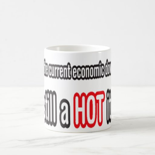 Descenso económico, Im aún una taza de café del ar