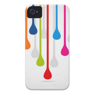 Descenso Funda Para iPhone 4 De Case-Mate