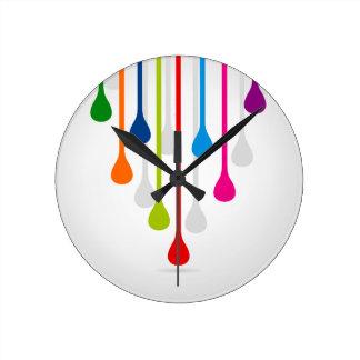 Descenso Reloj Redondo Mediano