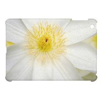 Descensos de la flor y del agua iPad mini protectores