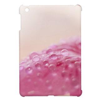 Descensos de rocío de la flor iPad mini protector