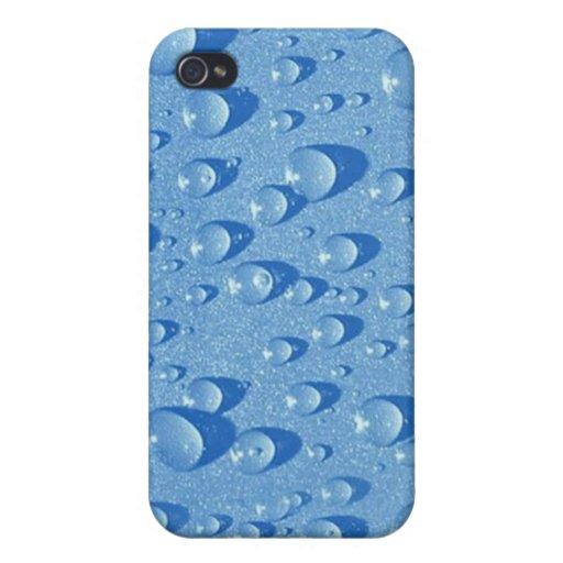 Descensos del agua iPhone 4 funda