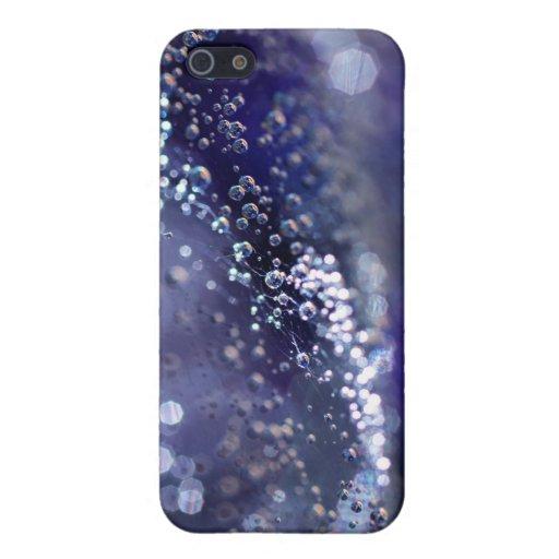 Descensos del agua iPhone 5 carcasa