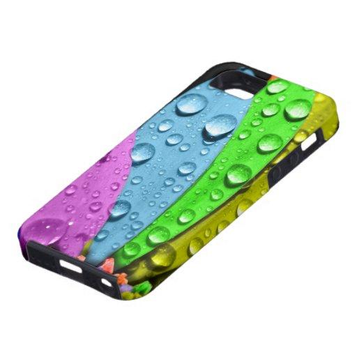 Descensos del agua iPhone 5 cobertura