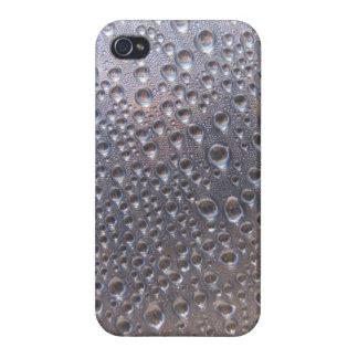 Descensos del agua para el iPhone 4/4S iPhone 4/4S Carcasa