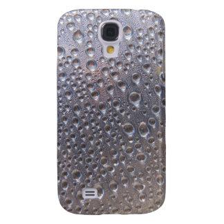 Descensos del agua para la galaxia S4 de Samsung Funda Para Galaxy S4