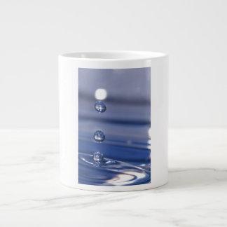 Descensos del agua taza extra grande
