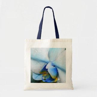 Descensos en orquídea azul bolsas