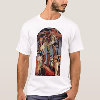 Descent From The Cross By Rosso Fiorentino T-Shirt