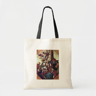 Descent From The Cross By Tintoretto Jacopo (Best Tote Bags