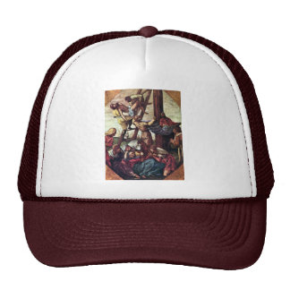 Descent From The Cross By Tintoretto Jacopo (Best Trucker Hat