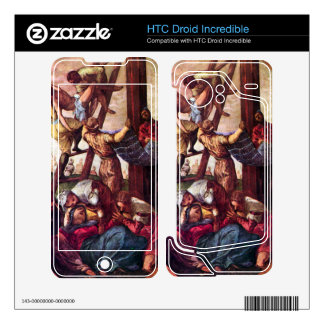 Descent from the Cross by Tintoretto HTC Droid Incredible Skin