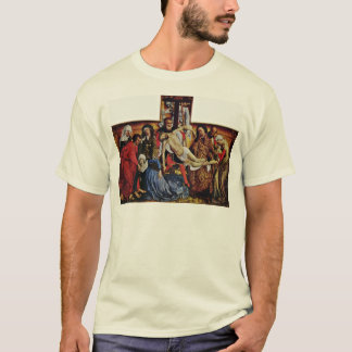 Descent From The Cross By Weyden Rogier Van Der T-Shirt