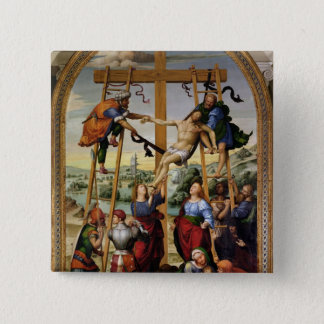 Descent from the Cross, c.1505-10 Button