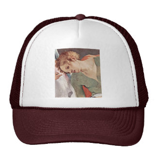 Descent From The Cross Detail By Pontormo Jacopo ( Trucker Hat