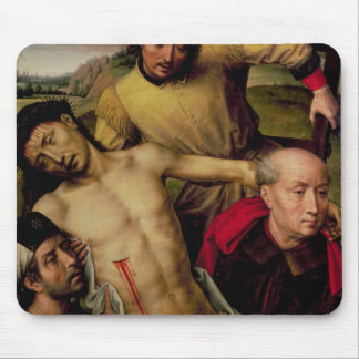 Descent from the Cross, left hand panel Mouse Pad