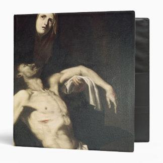 Descent from the Cross Vinyl Binder