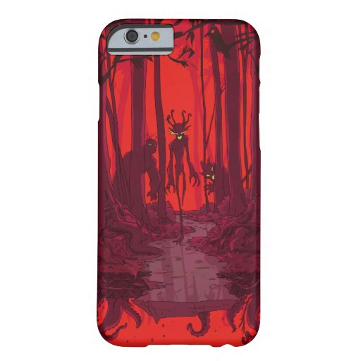Descent into Dread iPhone 6 case