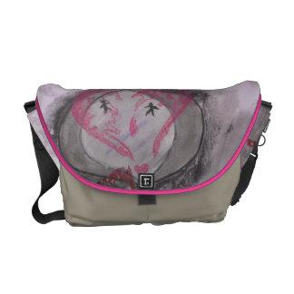 Descent medium messenger bag