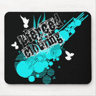 Descent of Peace Mouse Pad