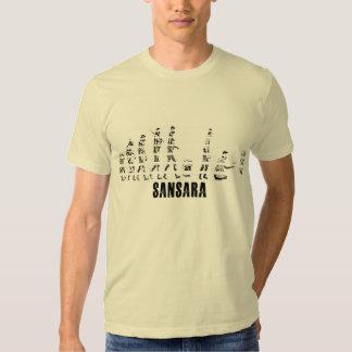 Descentralización de Sansara- Remera