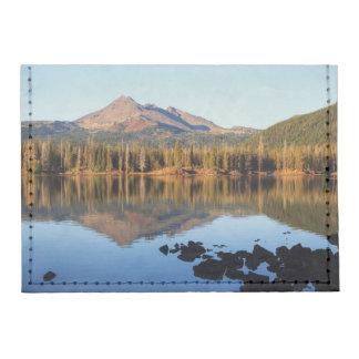 Deschutes National Forest, Sparks Lake Tyvek® Card Case Wallet