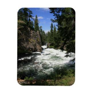 Deschutes River - Benham Falls Magnet