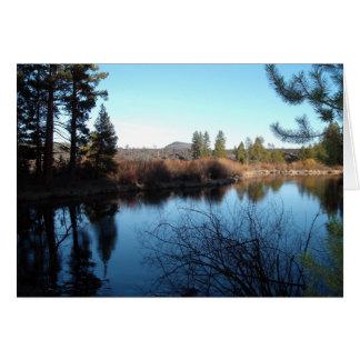 Deschutes River Card