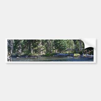 Deschutes River, Oregon Car Bumper Sticker