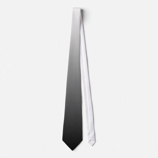 Descolórese al lazo negro corbatas