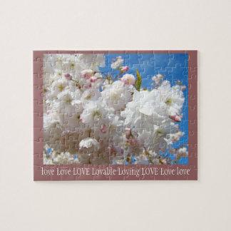 Desconcierta el AMOR de encargo del amor del amor  Puzzle Con Fotos