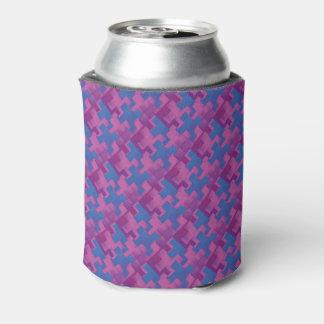 Desconcierte la manga de la cerveza de los pedazos enfriador de latas