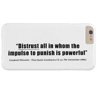 Desconfianza todos que el impulso castigar sea funda barely there iPhone 6 plus