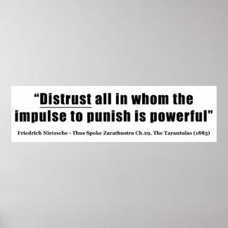 Desconfianza todos que el impulso castigar sea pot impresiones