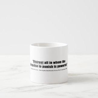 Desconfianza todos que el impulso castigar sea pot tazita espresso