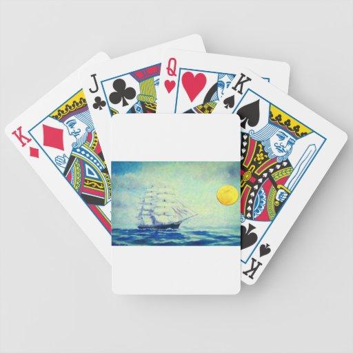 desconocido 3 del destino baraja de cartas