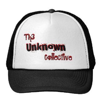 Desconocido Th3 colectividad desconocido colec Gorros Bordados