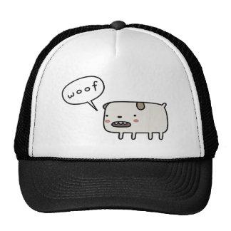 Descortezamiento del perro gorras