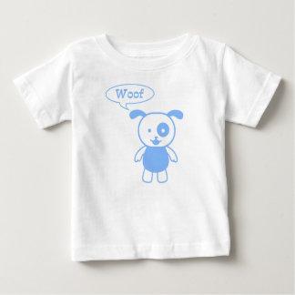 Descortezamiento del perro t shirts