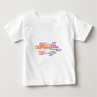 Describe yourself With Adjectives - C Baby T-Shirt