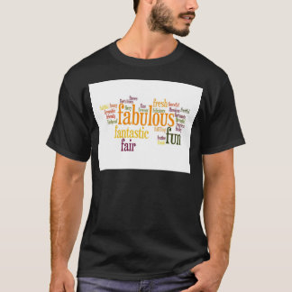 Describe yourself With Adjectives - F T-Shirt