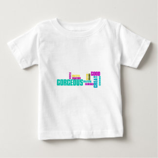 Describe yourself With Adjectives - G Baby T-Shirt