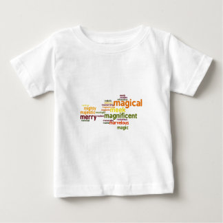 Describe yourself With Adjectives - M Baby T-Shirt