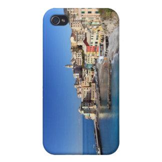 Descripción de Bogliasco, Italia iPhone 4 Carcasas