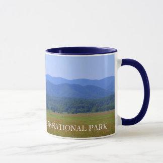 Descripción de Great Smoky Mountains - ensenada de