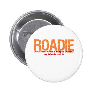 Descripción de Roadie Pins