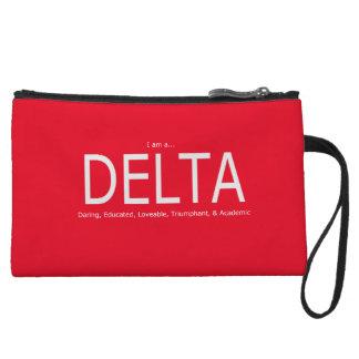 Descripción del delta - mitón rojo